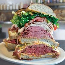 "The Monster "" New York's Biggest Sandwich"" (Completely Assembled & Ready to EAT)"