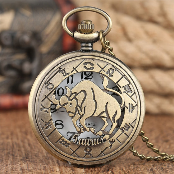 Taurus Pocket Watch