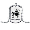Sagittarius Necklaces