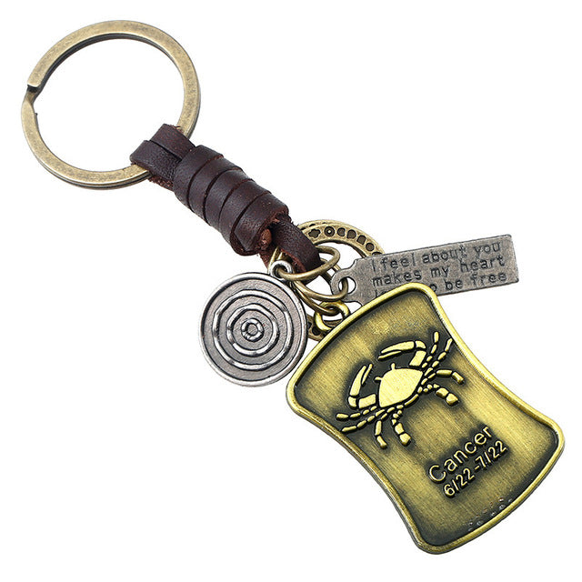 Cancer Keychain