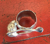 Derby Silver Co. 335 Figural Napkin Ring