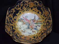 Oriental Decorative Porcelain Bowl Photo