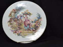 Royal Grafton Plate - Family Scene