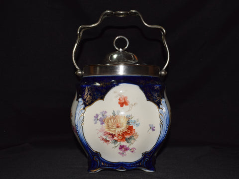 Royal Doulton Biscuit Jar