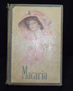 Macaria by Augusta Jane Evans