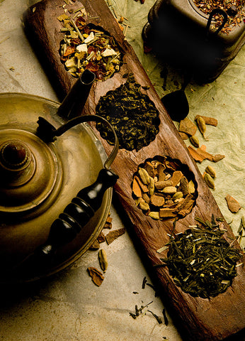 Tea board | Old Town Spice & Tea Merchants
