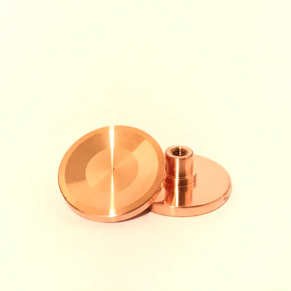 RevPunx Royal Punk Buttons - Copper