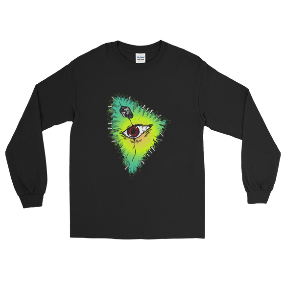 Eye-Patch - Long Sleeve T-Shirt