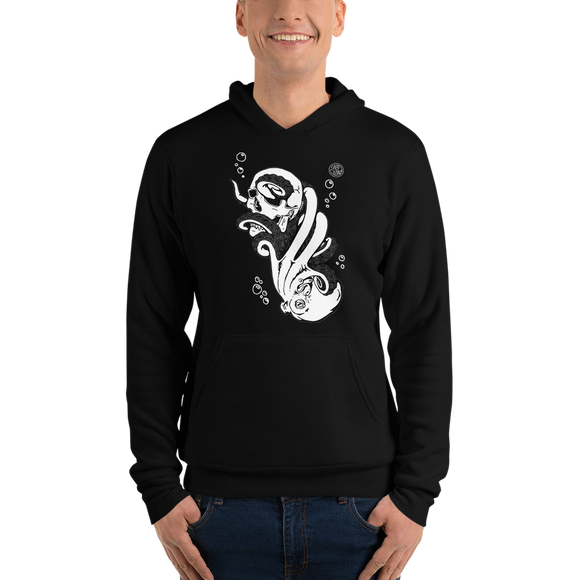 Into Abyss Unisex hoodie