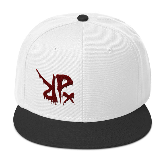 RPx Drip (blood logo) Snapback Hat