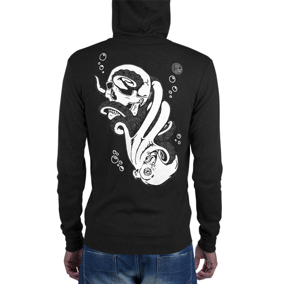 Into Abyss - Unisex zip hoodie