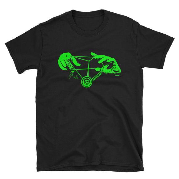 JS Handz Signature T-Shirt (Green)