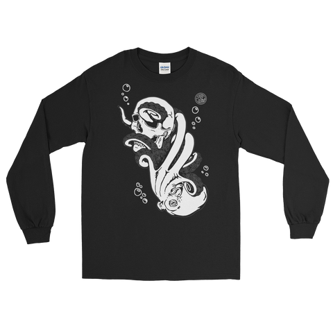"""Into Abyss"" Long Sleeve T-Shirt"