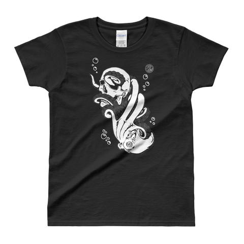 """Into Abyss"" Ladies' T-shirt"