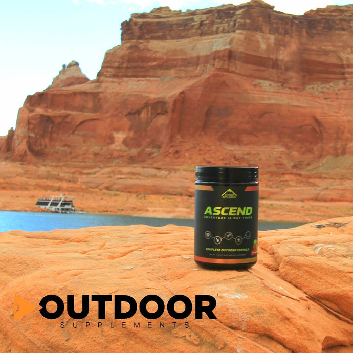 Outdoor Supplements - The OUTDOOR Performance Drink