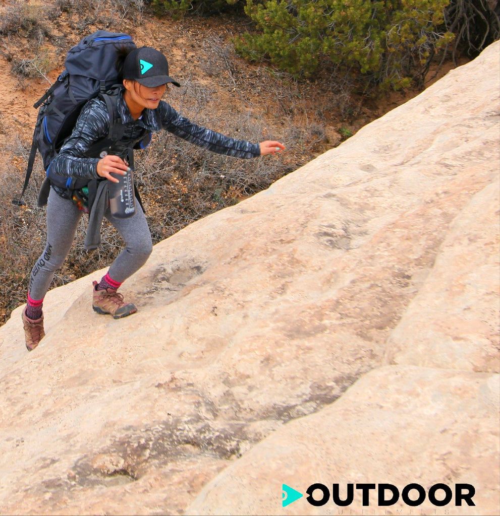 Going OUTDOORS is something you never regret!