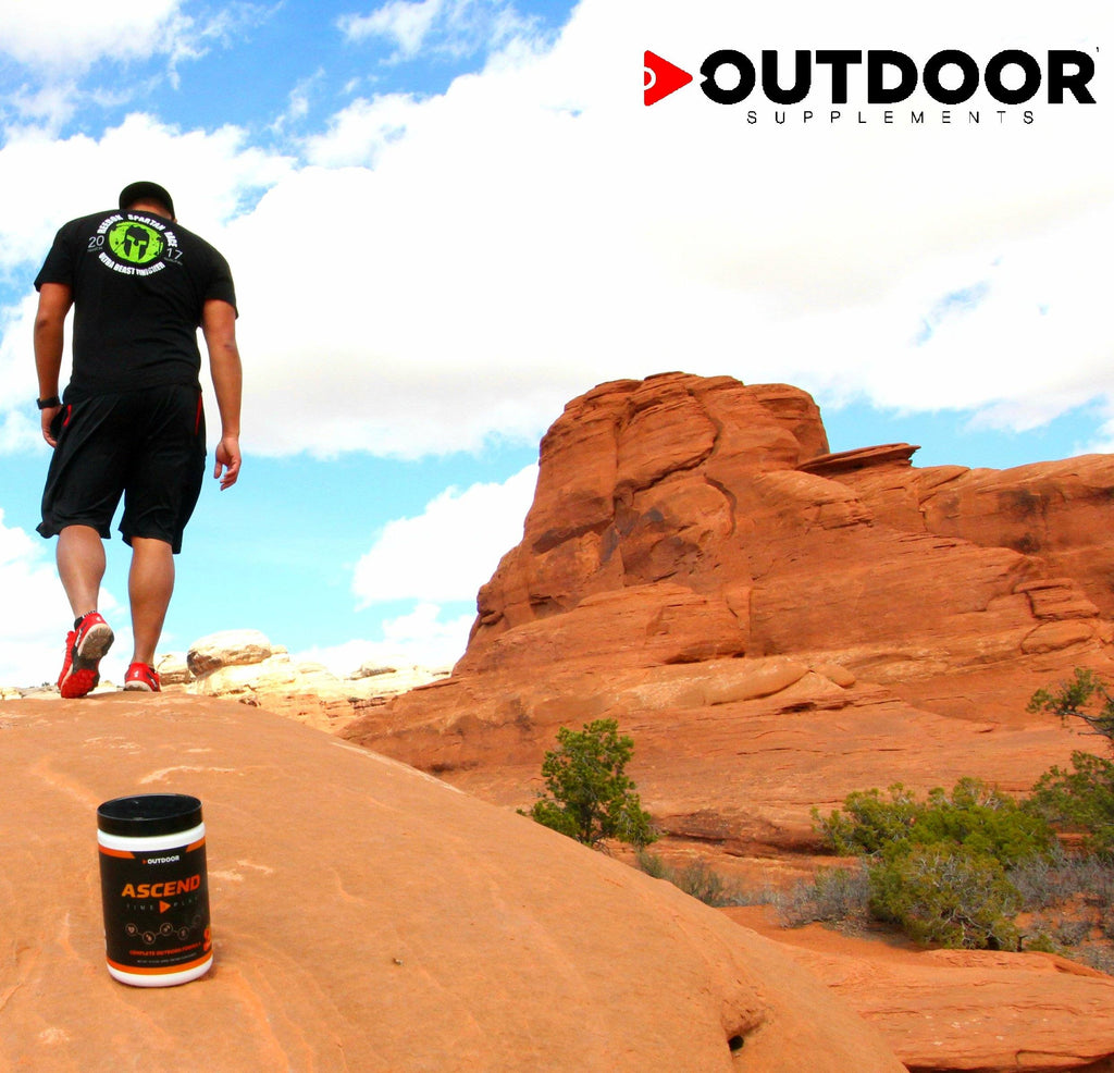 Why ASCEND - The OUTDOOR Performance Drink