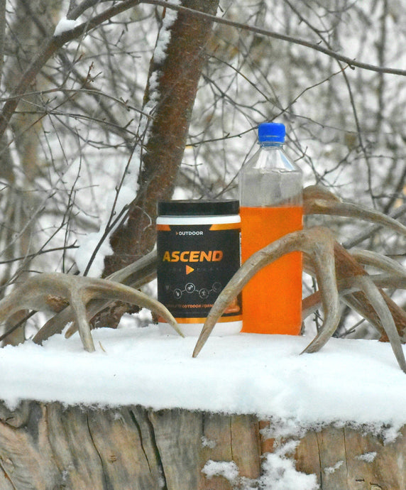 What do you get in One scoop of ASCEND The OUTDOOR Performance Drink?