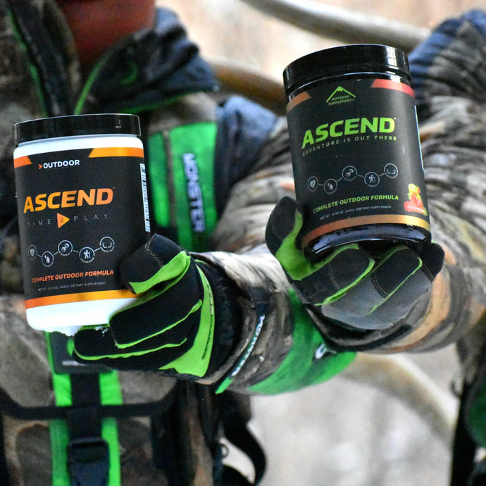 ASCEND - The OUTDOOR Performance Drink