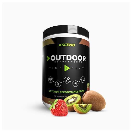 ASCEND - The OUTDOOR Performance Drink - OutdoorSupplements