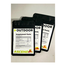 Load image into Gallery viewer, Free Ascend Sample Packets (Just Cover Shipping) - OutdoorSupplements