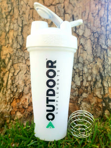 OUTDOOR Supplements Shaker Bottle - OutdoorSupplements
