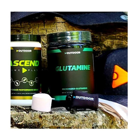 Image of Micronized Glutamine - OutdoorSupplements
