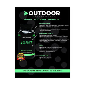 Joint & Tissue Support - OutdoorSupplements