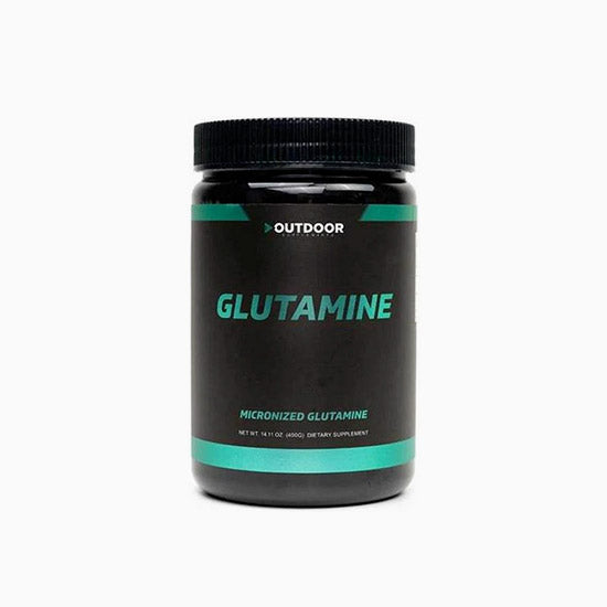 Micronized Glutamine - OutdoorSupplements