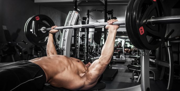 How to Gain 10lbs of Muscle in one off-season