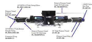 HP Pump to PV SS. Tube (Upper) Long