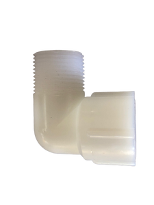 "3/4""MPT X 3/4""FPT Elbow Fitting Nylon"