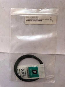 Standard Filter Housing O-Ring Kit