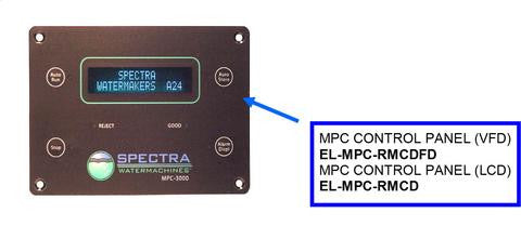 MPC Remote Control VFD (Dimable)