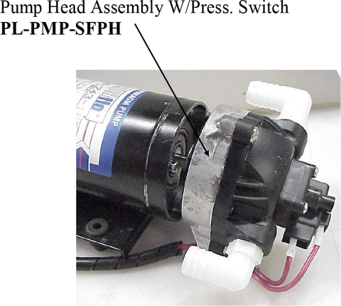 Spectra Feed Pump Assembly