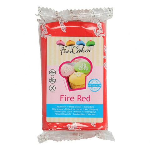 Fire Red 250 g.