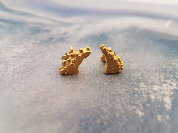 Spindrift Stud Earrings