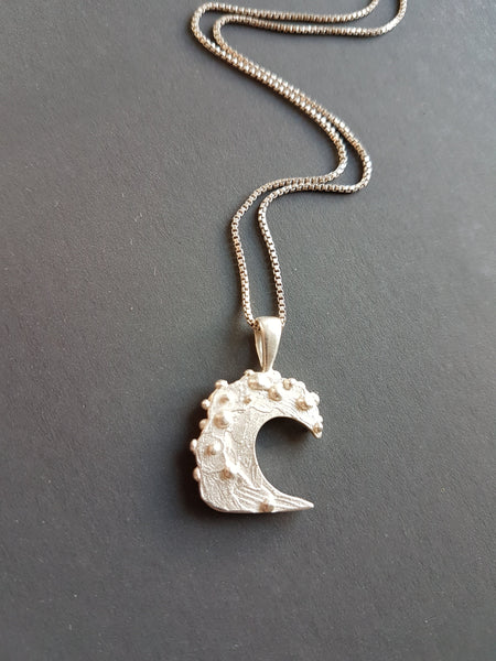 'The Great Wave' Necklace