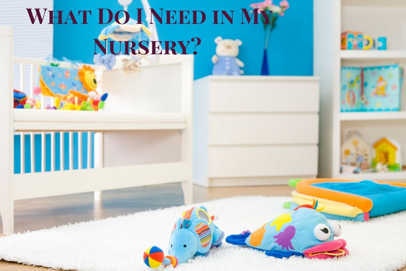 What Do I Need In My Nursery Madison Avenue Mommy