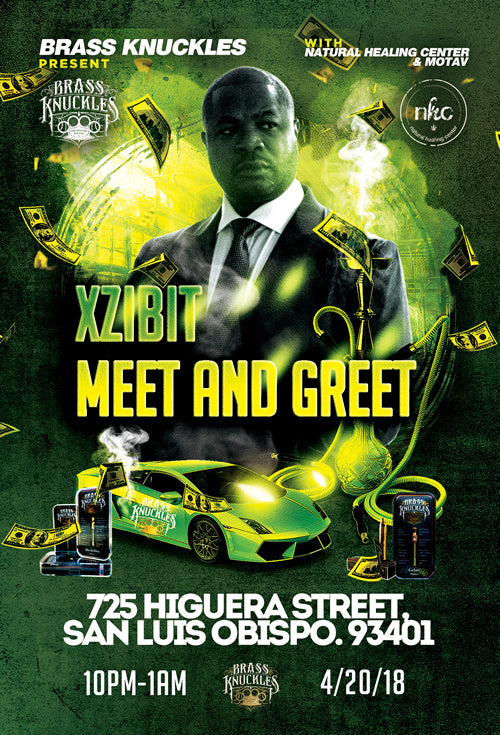 XZIBIT MEET & GREET