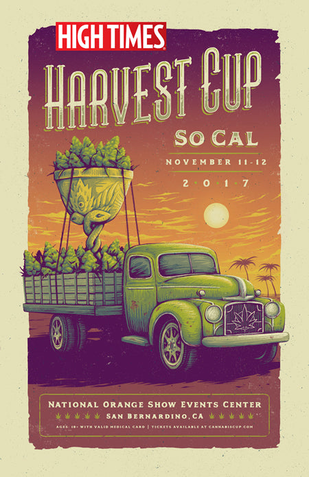 High Times Harvest Cup