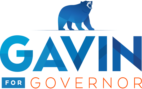 Gavin Newsom for Governor