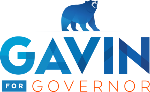 Gavin for Governor