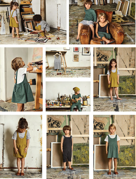 Brand Focus – Gray Label by Clare Weston (For The Small)