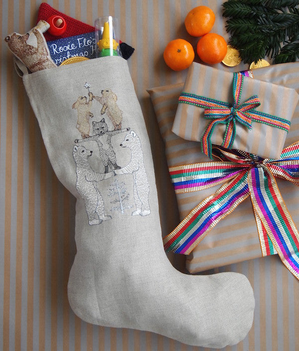 A Wee Christmas Stocking Edit by Emily Kos