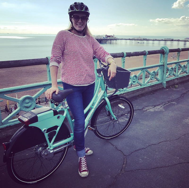 Win a year's subscription to Brighton Bike Share!