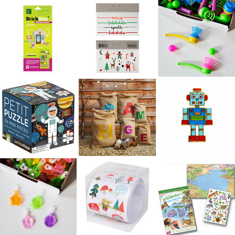 Top 10 Stocking Fillers under £10