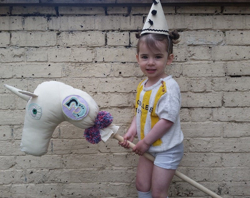 How to make a Unicorn Hobby Horse