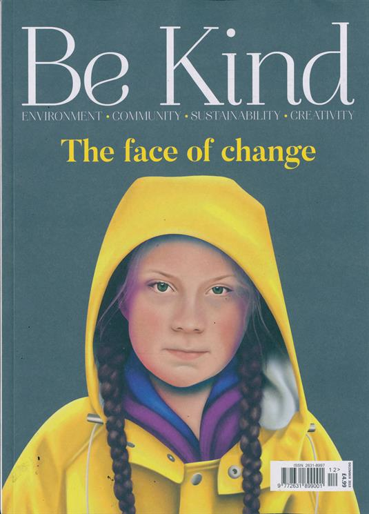 Be Kind magazine