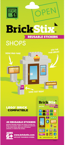 brickstix shops
